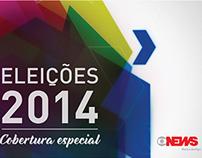 Globonews - Eleições 2014