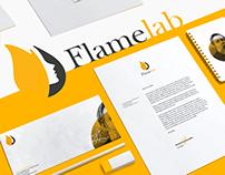 Flamelab Brand Identity