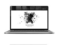 Conception web pour l'artiste Woodkid
