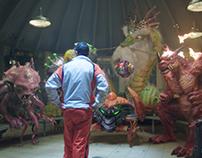 """Monster Strike """"Locker Room ft. Andy Samberg"""""""