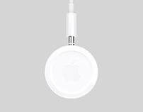Apple Bluetooth Audio Adapter Concept