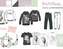 Pastellum - clothes design