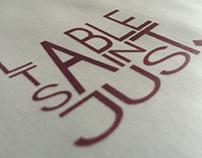 La Table Saint-Just - Branding