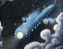 Submarino Azul