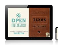 Texas Tourism Mobile Interaction Unit