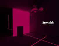 Artemide •• retail design
