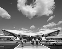 TWA Flight Center Design Study