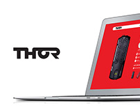 THOR Technologies Website