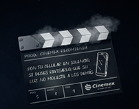CINEMEX RECOMIENDA