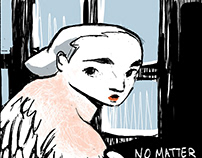 Feathers Not Wings - Comic