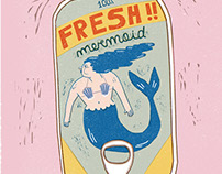 Fresh Mermaid