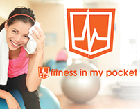 Fitness In My Pocket - App Branding