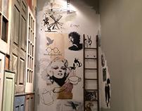 Culture Cafe Mural