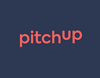 Pitchup – Branding a Start-up