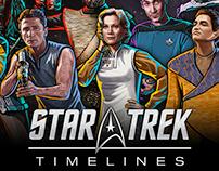 Star Trek Timelines Character Art