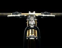 Bugatty Veiron Luxury High End City Bike.