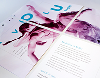 Evolution of Ballet – Event Identity