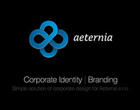 Aeternia Corporate Identity