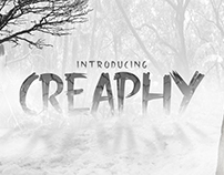 Creaphy Font
