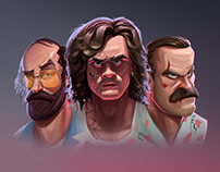 Stranger Things - Characters