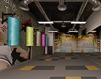 Woman's Boxing Hall