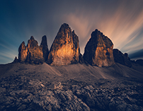 Dolomites - the beauty of mountainscapes
