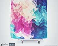Shower Curtains @threadless