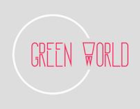 TV Branding - Green World