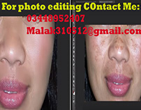 Photo retouch | phot editing