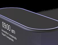 Intelligent Pill Dispenser PSS / Pastillero inteligente