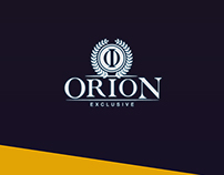 Orion, Luxury Brand Identity