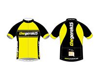 TheGerek15 Cycling Team Official Jersey