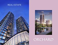 The Orchard - premium real estate website