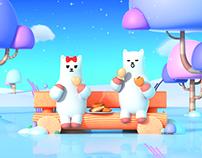 Tarot Chatbot Llamama (Hellobot 1st story)