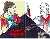 Stranger Things - Double Poster