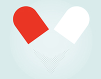 Love & Other Drugs Minimal Poster