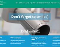 Studio dentistico Susco - website