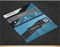 Corporate Business Card-(3 Color)