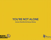 You're Not Alone - Mind.org