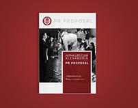 Alpha LEO Alex/ PR Proposal
