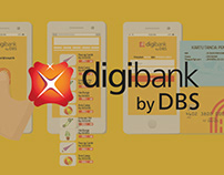 Digibank Motion Graphic