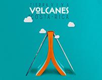 Tierra Viva Volcanes de Costa Rica • Pucci
