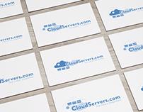 CloudServers.com Logo Design