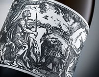 Orpheus and The Raven Wine Packaging