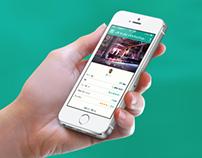 PeerSpace iOS App