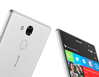 Windows Phone 10 - Neon Update (Concept)