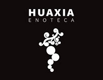 Restyling Logo HUAXIA