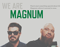 Magnum Company Culture - Social Media