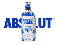 ABSOLUT Vodka Lisboa - City Edition