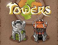 Illustrationen: TOWERS - ein ELO-Game